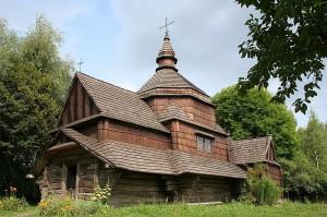 Церква Св. Миколая, Музей просто неба, Київ, Пирогів